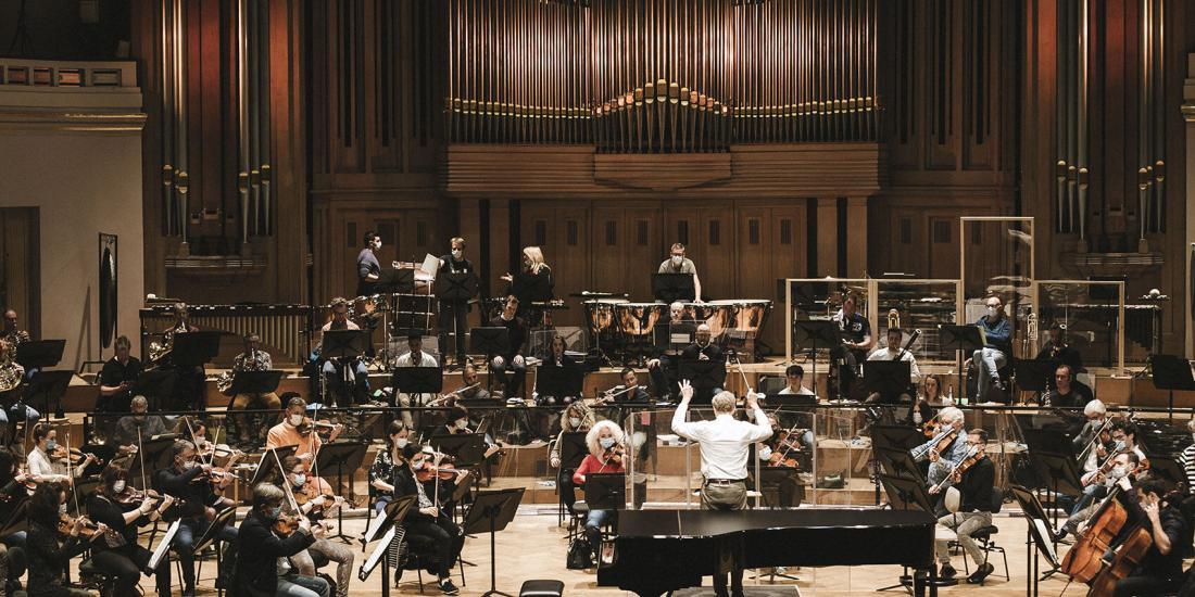 © Belgian National Orchestra, Caroline Lessire