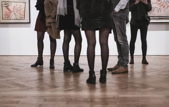 Junior Circle - Keith Haring expo
