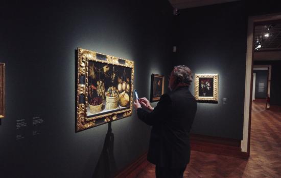 Patrons expo Spanish Still Life