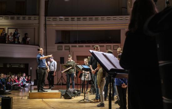 Singing Brussels
