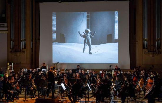 Ciné-concert des UFA Films Nights