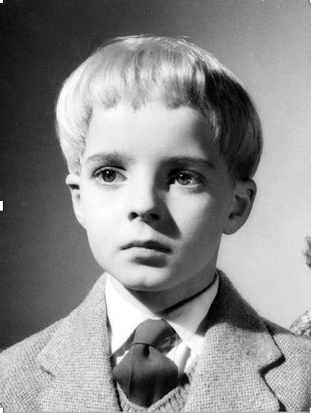 Movie still from The Village of the Damned, 1960