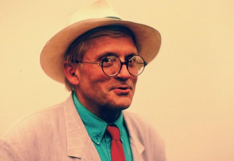 David Hockney at Bozar