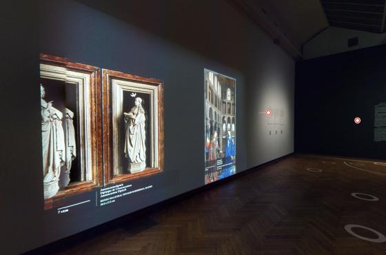 Facing Van Eyck