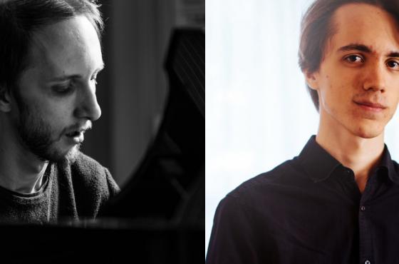 Claus en Roeland Vermeulen portraits