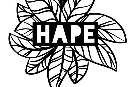Logo HAPE Collective