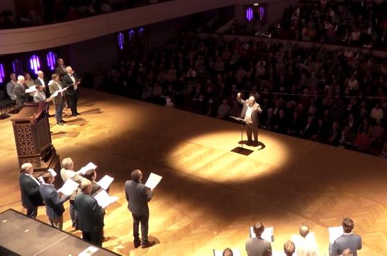Huelgas Ensemble Jubilee Concert