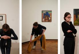 Bozar play with Raveel